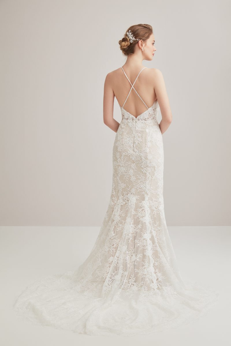 Valentine's Day Wedding Dresses
