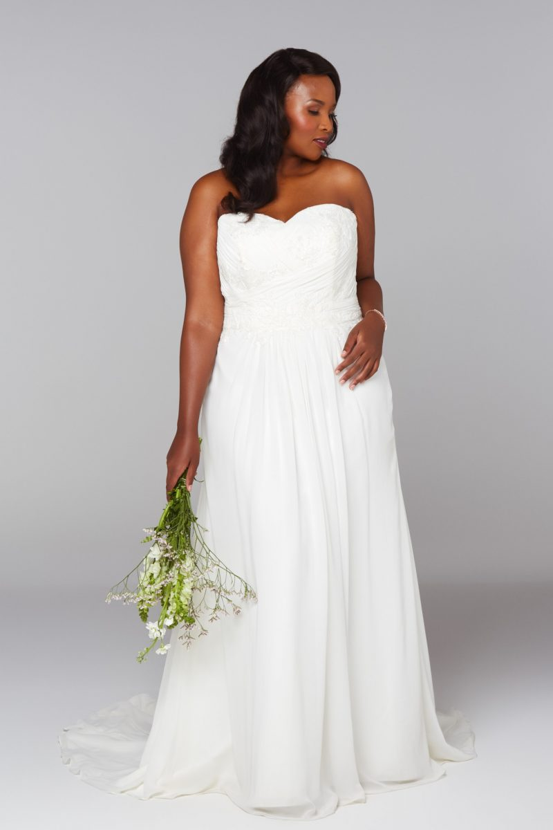 Bride Co Plus Size Wedding Dresses Gowns Unrivalled Elegance