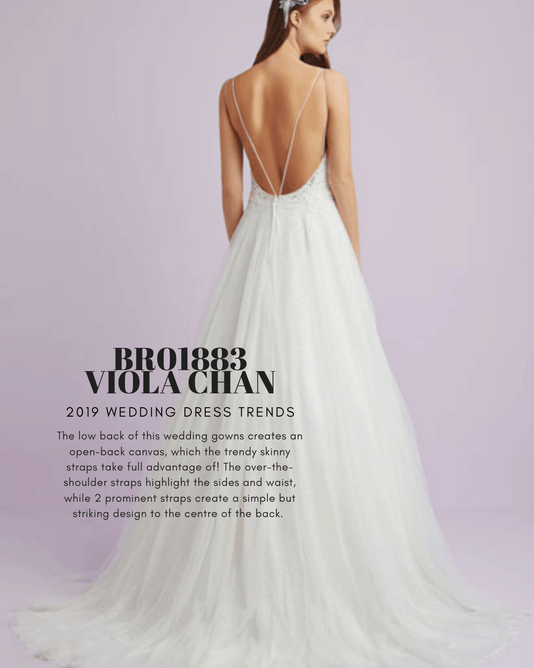 2019 Wedding Dress Trends Set The Aisle Alight With These Styles